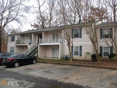Tucker Condo/Townhouse Under Contract: 3603 Woodbriar Cir #F