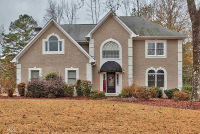 Newnan Single Family Home New: 6 The Meadows Dr