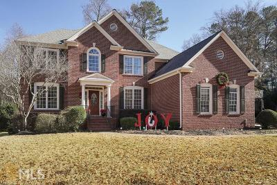 Kennesaw Single Family Home Under Contract: 3885 Greensward Vw