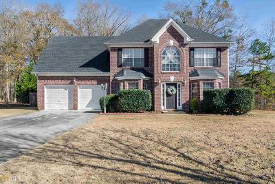 McDonough Single Family Home New: 1035 Gloria Grand Blvd