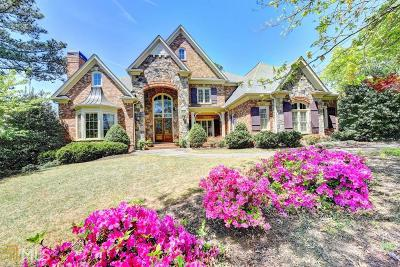 Duluth, Suwanee Single Family Home For Sale: 3695 Moye Trl