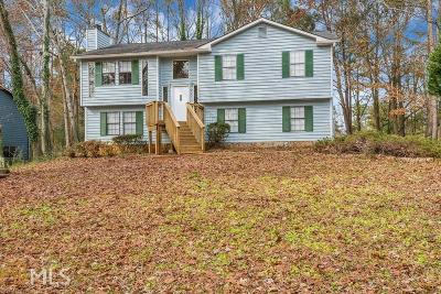 Lawrenceville Single Family Home New: 405 Russell Ridge Dr