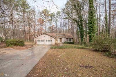 Fayetteville Single Family Home New: 160 Downing Ct