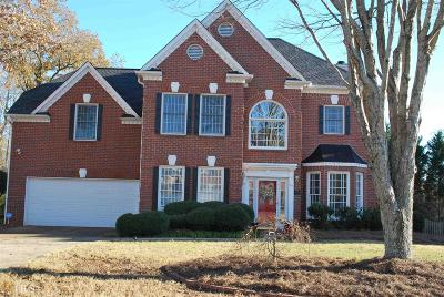 Roswell Single Family Home New: 645 Bluff Oak Ct