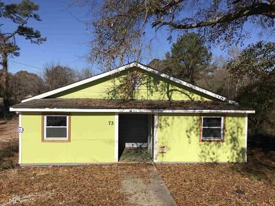 Lagrange Single Family Home For Sale: 73 Lower Big Springs Rd