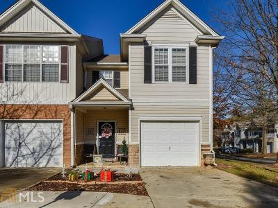 Hall County Condo/Townhouse New: 4869 Beacon Ridge Ln