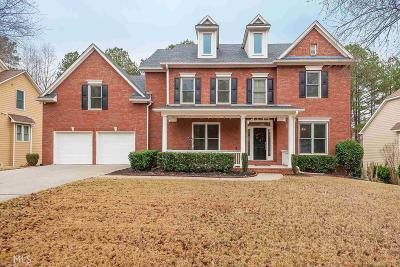 Newnan Single Family Home New: 439 Lake Forest Dr