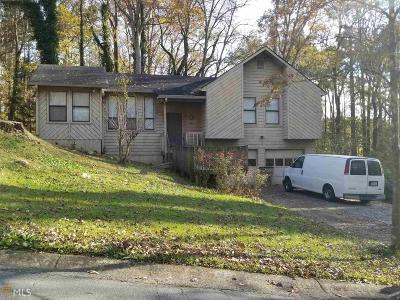 Acworth Single Family Home Back On Market: 763 Summer Dr