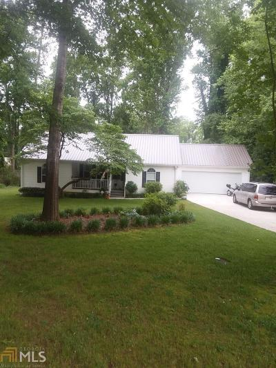 Cleveland Single Family Home New: 78 Clara Bell Dr