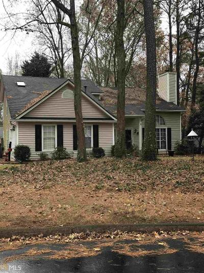 Alpharetta Single Family Home Under Contract: 11355 Ridge Hill Dr