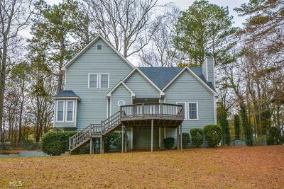 Powder Springs Single Family Home Under Contract: 4177 Irish Highland Dr