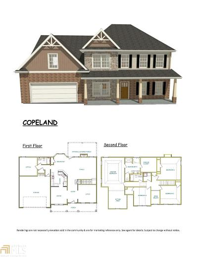 McDonough Single Family Home New: 1619 Elliott Rd #Lot 3