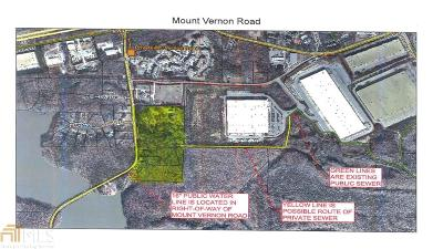Lithia Springs Residential Lots & Land For Sale: Mt Vernon Rd #764