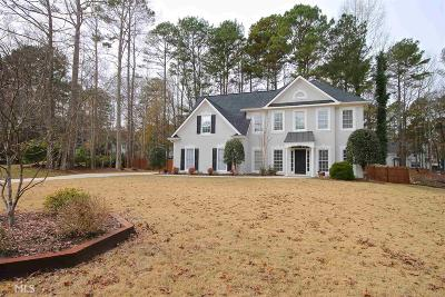 Peachtree City GA Single Family Home For Sale: $425,000