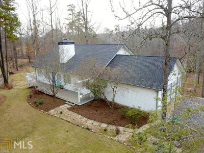 Forsyth County Single Family Home For Sale: 6760 Bragg Rd