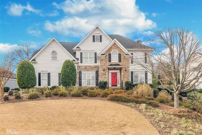 Dacula Single Family Home New: 2955 Millwater Xing