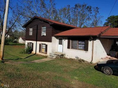 Griffin Single Family Home New: 1601 Hallmark Dr