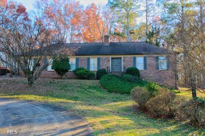 Douglasville Single Family Home New: 3125 Pope
