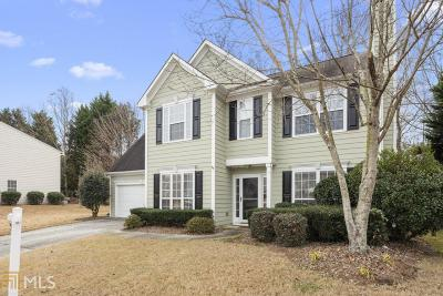 Alpharetta Single Family Home New: 1065 Winthrope Chase Dr