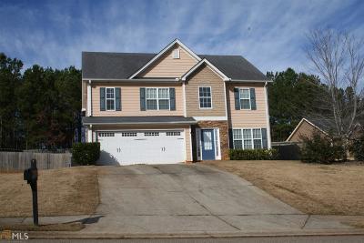 Dawsonville Single Family Home New: 116 Miller Dr