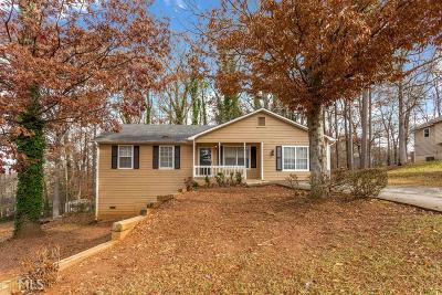 Douglas County Single Family Home New: 3862 Daylily Way