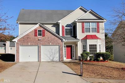 Douglasville Single Family Home Under Contract: 3050 Leatherleaf Trl