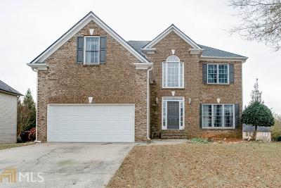 Buford Single Family Home New: 2163 Malden Hill Dr
