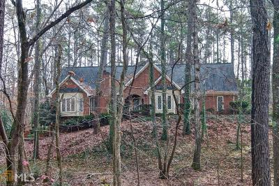 Roswell Single Family Home New: 1525 Jones Rd