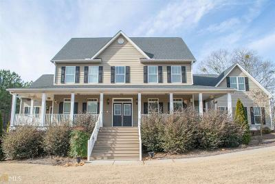 Monroe, Social Circle, Loganville Single Family Home For Sale: 2180 Ross Rd