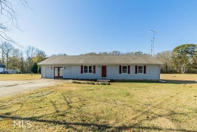 Covington Single Family Home New: 3355 Old Covington Hwy