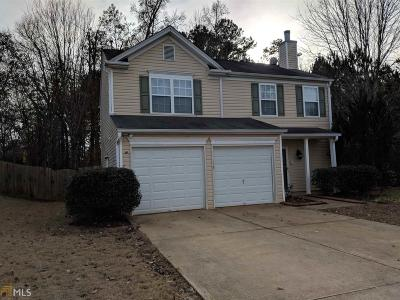 Canton Single Family Home New: 124 Drury Ln #87