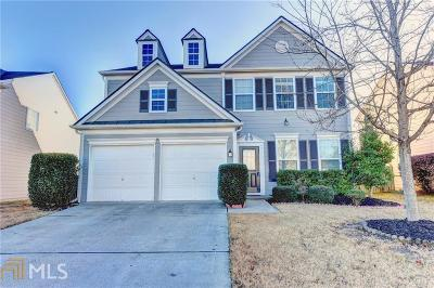 Suwanee Single Family Home New: 8920 Radford Ln