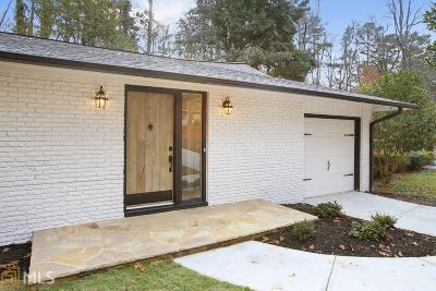 Brookhaven Single Family Home New: 3660 Woodstream Cir