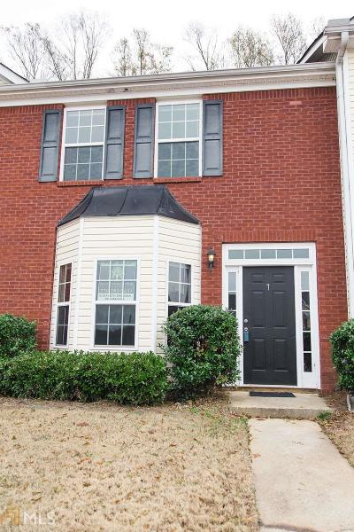 Hall County Condo/Townhouse New: 4210 Oakwood Rd #D7