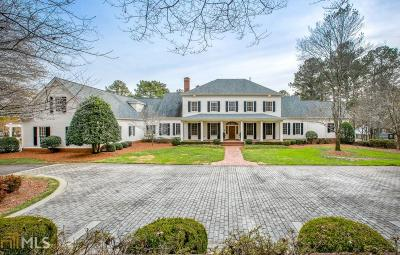 Alpharetta Single Family Home New: 13650 Bethany Rd