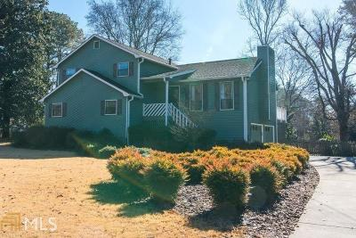 Acworth Single Family Home New: 1553 Cumberland Trce