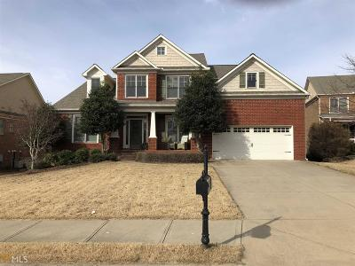 Flowery Branch Single Family Home New: 6249 Stillwater Pl