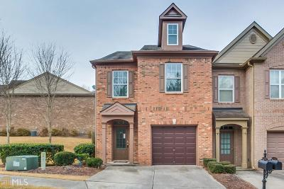 Norcross Condo/Townhouse For Sale: 3320 Marla Blvd