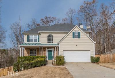 Loganville Single Family Home New: 2222 Baker Carter Dr