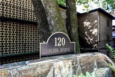 Condo/Townhouse New: 120 Alden Ave #B2