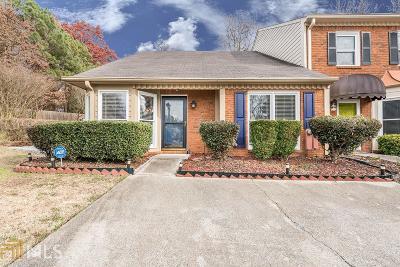 Smyrna Condo/Townhouse New: 1140 Magnolia Way