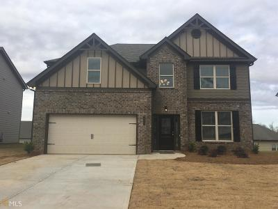 Dacula Single Family Home New: 2837 Cove Vw Ct #54