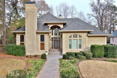 Suwanee, Duluth, Johns Creek Single Family Home For Sale: 3169 St Ives Country Club Pkwy