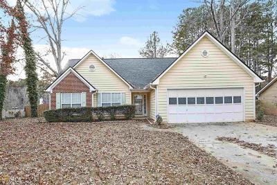 Covington Single Family Home New: 35 Harvard Dr