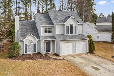 Acworth Single Family Home New: 4626 Noah Overlook W