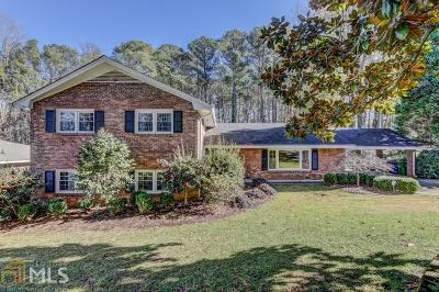 Atlanta Single Family Home New: 2021 Chesterfield Dr
