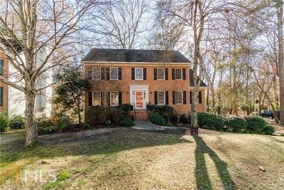 Marietta Single Family Home New: 3097 Wynford Gables
