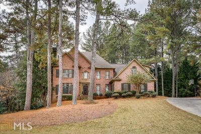 Johns Creek Single Family Home New: 3027 Shinnecock Hills Dr