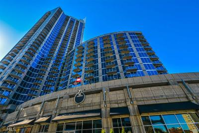 Condo/Townhouse New: 400 W Peachtree St #3712