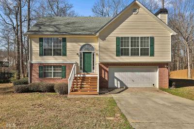 McDonough Single Family Home New: 135 Stoney Brook Way